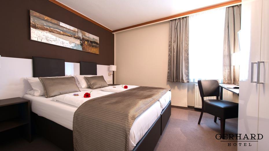 Hotel Gerhard Nürnberg Doppelzimmer