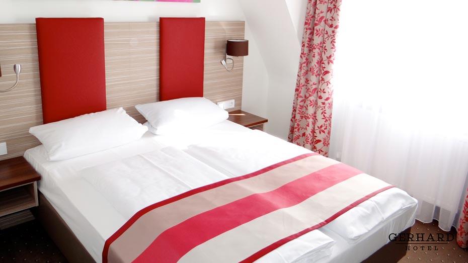 Hotel Gerhard Nürnberg Doppelzimmer 2