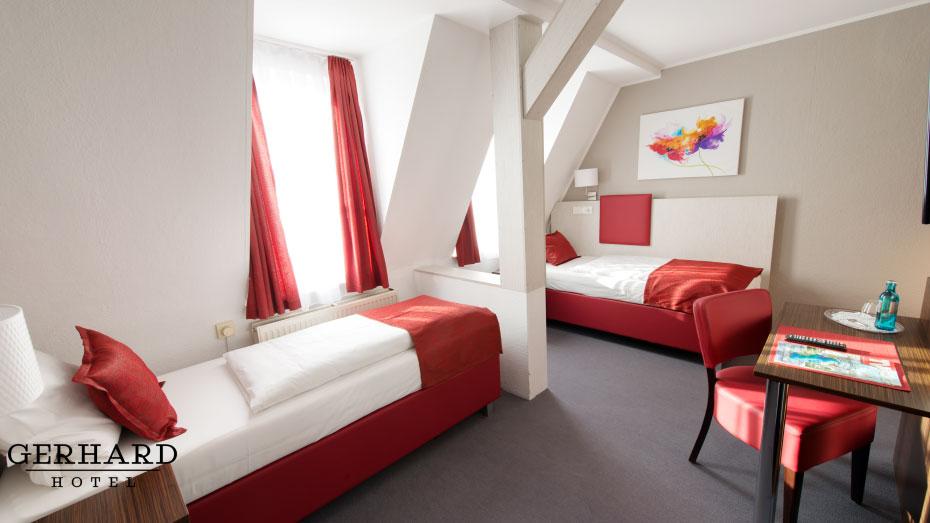 Hotel Gerhard Nürnberg Zweibettzimmer